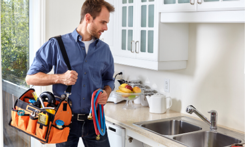 A Pre-Purchase Inspection takes a detailed look at the plumbing of the home